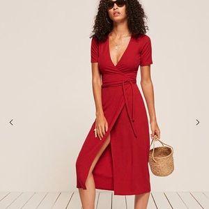 Reformation Britton Dress